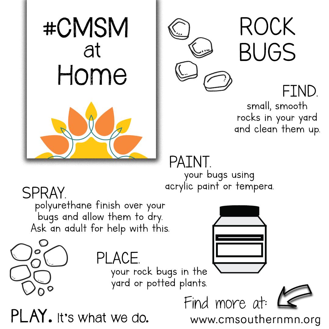 Rock Bugs | CMSMatHome