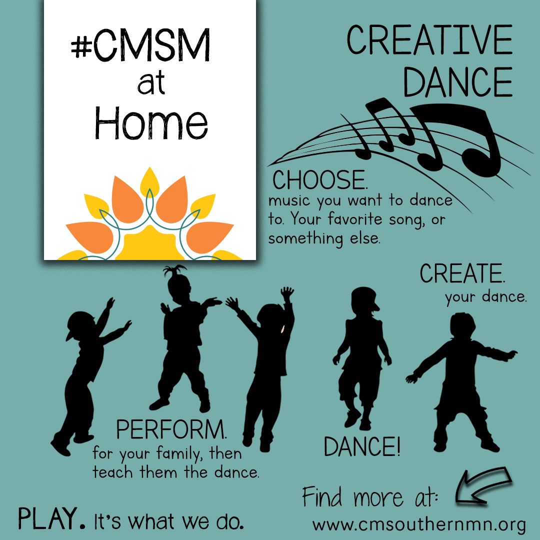 Creative Dance | CMSM at Home