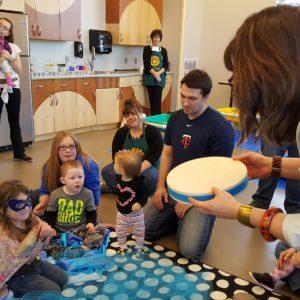 Mayo Wellness Toddler Wednesday Childrens Museum of Southern Minnesota
