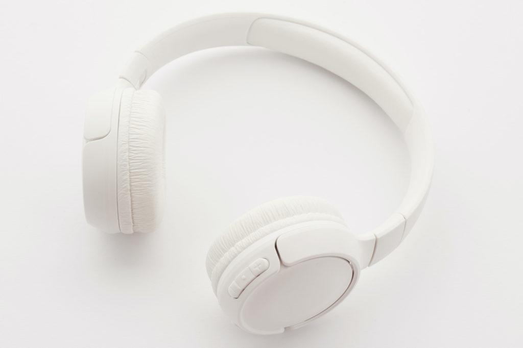 Noise muffling headphones available for children with sensory needs