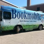 North Mankato Taylor Library Bookmobile
