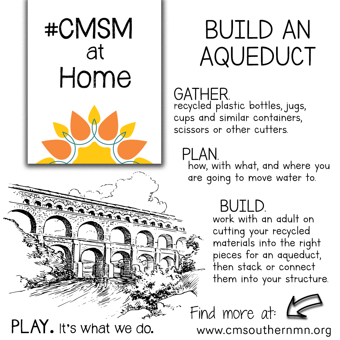 Build an Aqueduct | CMSMatHome