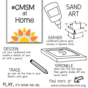 Sand Art | CMSMatHome