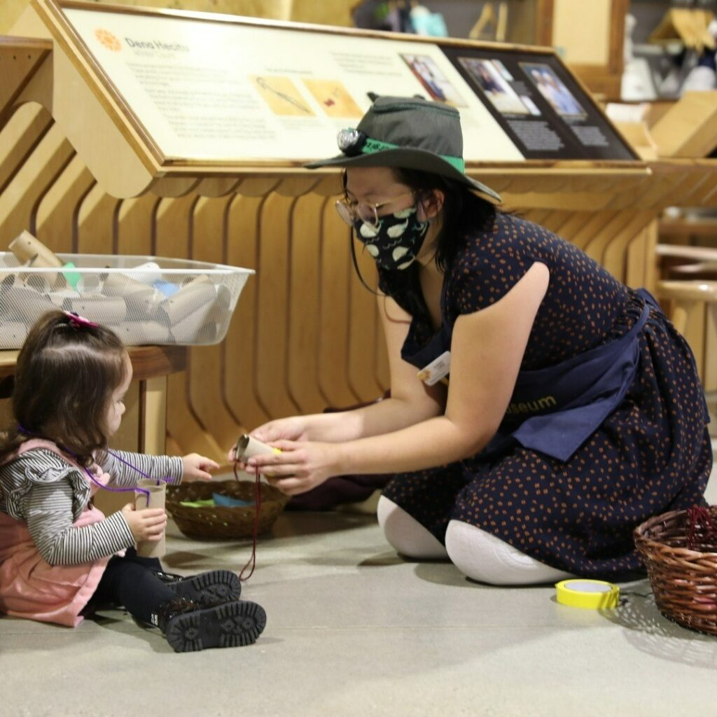 Volunteer at the Children's Museum of Southern Minnesota